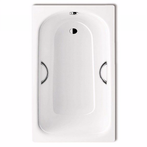 Kaldewei Saniform Plus 1700 x 700 Steel Bath With 2 Tapholes (Model 111820010001)